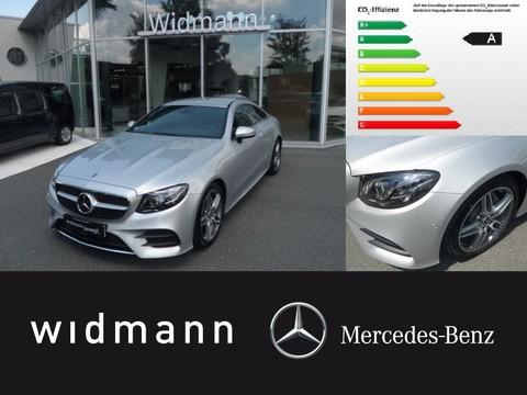Mercedes E 200 Coupé AMG-Line Automatik