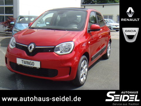 Renault Twingo 1.0 SCe 65 Limited (EURO 6d)