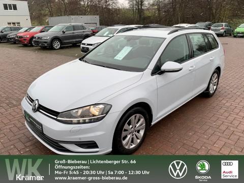 Volkswagen Golf Variant 1.6 TDI VII Trendline Multif Lenkrad