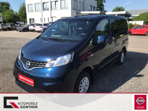 Nissan NV200 1.5 Evalia Premium dCi