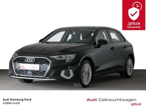 Audi A3 Sportback 35 TDI advanced