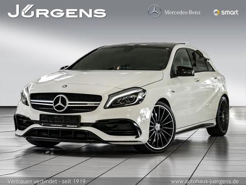 Mercedes A 45 AMG Performance Night
