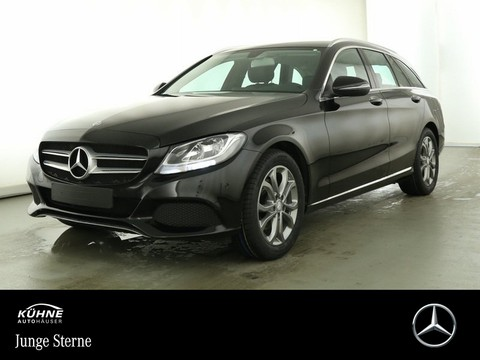 Mercedes C 200 T Avantgarde Automatik Business Ambiente