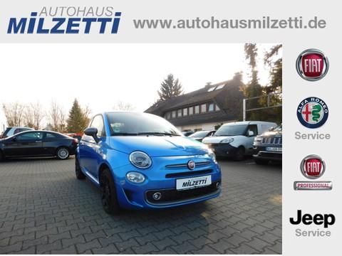Fiat 500S 1.2 89mtl ALLWETTER