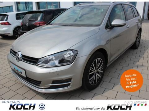 """Volkswagen Golf Variant 1.2 TSI Golf VII """"ALLSTAR"""""""