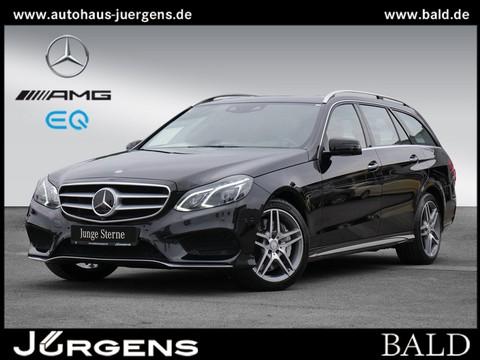 Mercedes-Benz E 500 T AMG-Sport Memo HK