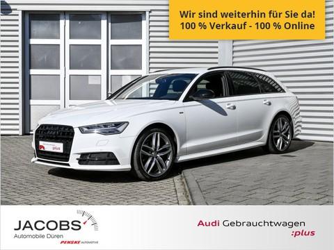 Audi A6 2.0 TDI Avant S line Black Edition quattro