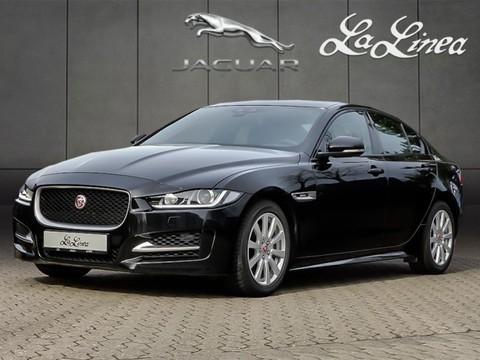 Jaguar XE 20d R-Sport Automatik 8 fach bereift