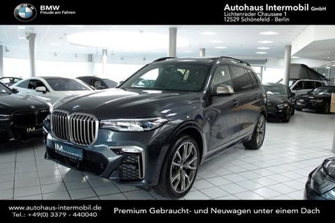 BMW X7 Laserlicht H-K PanoSKY °