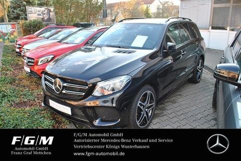 Mercedes GLE 350 d AMG Airm H&K Night
