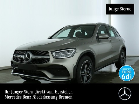 Mercedes-Benz GLC 300 AMG Spurhalt