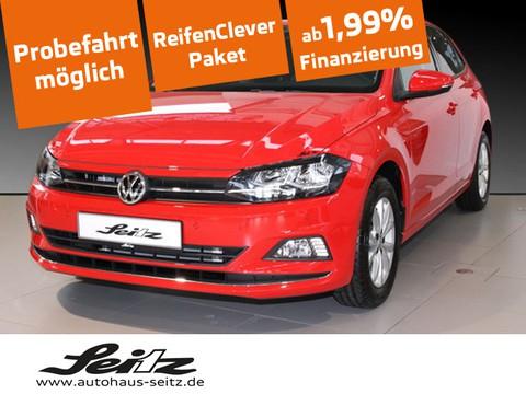 Volkswagen Polo 1.0 TSI OPF Highline Front