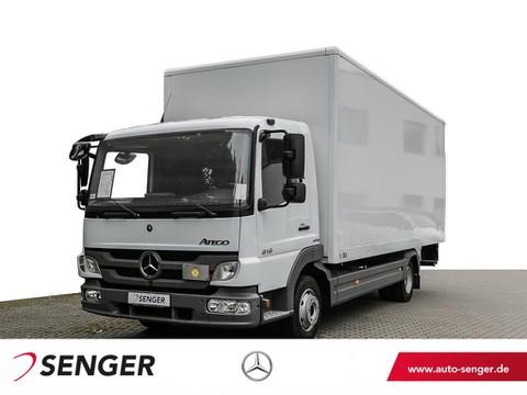 Mercedes Atego 816 Koffer LBW
