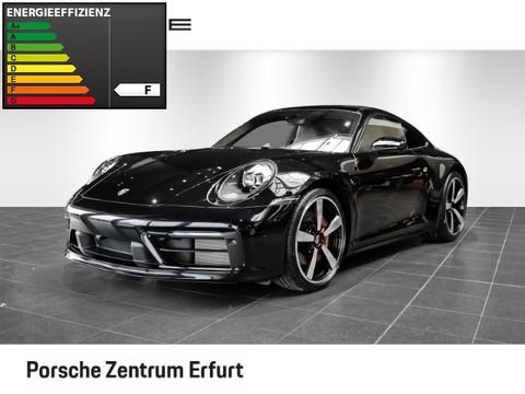 Porsche 992 911 Carrera 4S Sportdesign Sitzbelüftung