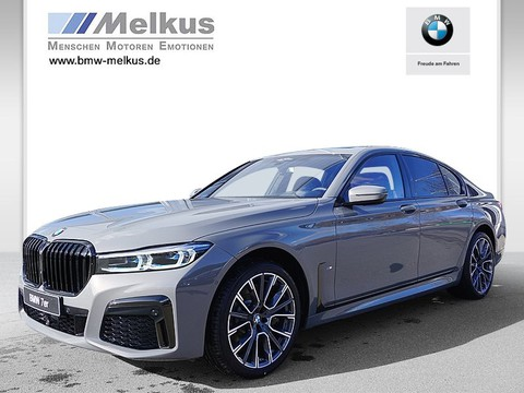 BMW 740 d xDrive M Sportpaket - Winterfreude Paket--Massagefunktion-Wärmekomfort-Laserlicht-Keramikapplikation