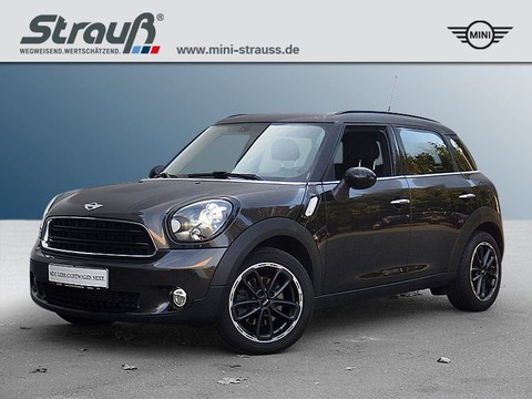 MINI Cooper D Country man Automatik