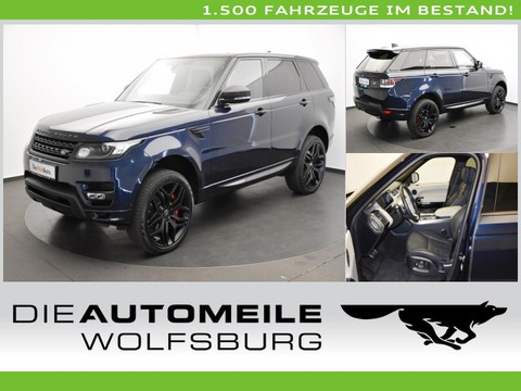 Land Rover Range Rover Sport 4.4 SDV8 Autobiography Dyn