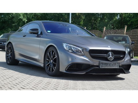 Mercedes S 63 AMG Coupe 825PS PP-Performence Catless Kit Chiptuning