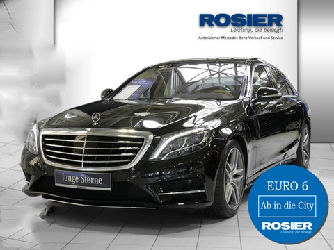 Mercedes S 500 AMG Line Airm °