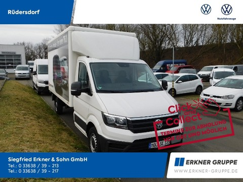 Volkswagen Crafter 2.0 TDI 35 Koffer Lang KOFFER