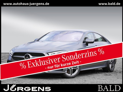 Mercedes-Benz CLS 450 AMG Wide Designo Burm