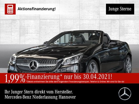 Mercedes-Benz SLC 300 AMG