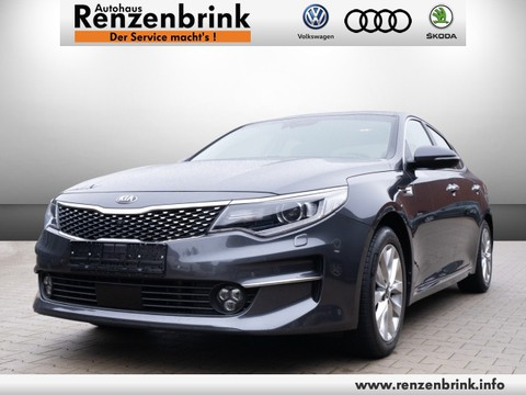 Kia Optima 1.7 CRDi Spirit