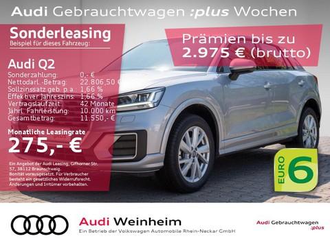 Audi Q2 1.0 TFSI 30 sport Gar 2025