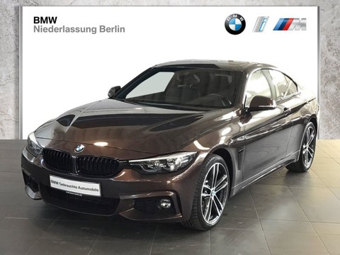 BMW 435 d xDrive Coupé Deutlich reduziert
