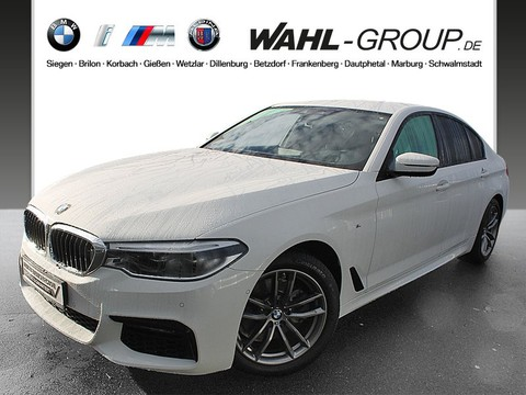 BMW 520 d M Sportpaket Prof HiFi