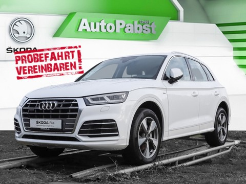 Audi Q5 2.0 TDI quattro sport S line