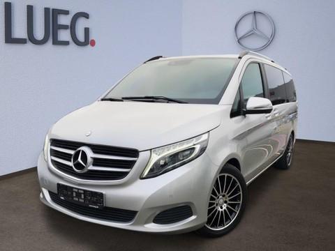 Mercedes-Benz V 250 d Edition lang