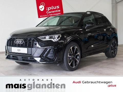 Audi Q3 S line 35 TFSI S line Sportpaket plus