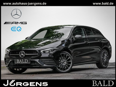 Mercedes-Benz CLA 250 e Shooting Brake AMG Night