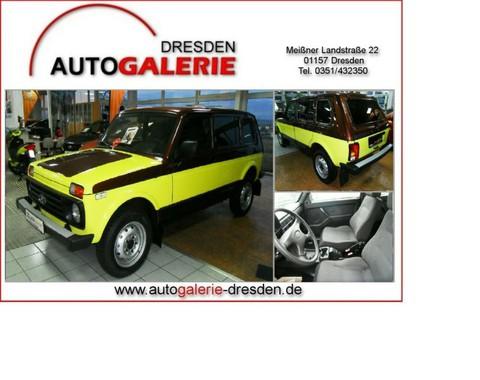 Lada Taiga 1.7 5trg Bi-Colour el Fensterh vo