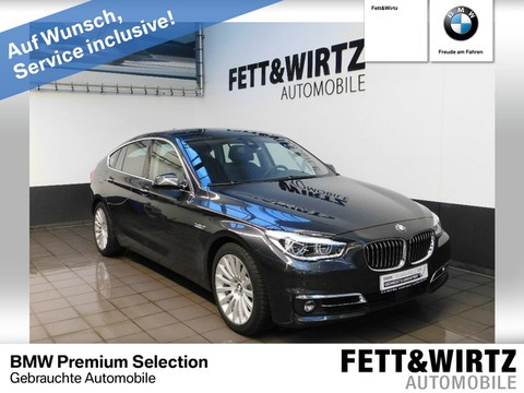 BMW 530 Gran Turismo GT xDrive Luxury Line