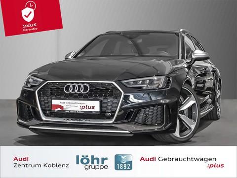 Audi RS4 Avant quattro 280km h Carbon Sportdiff