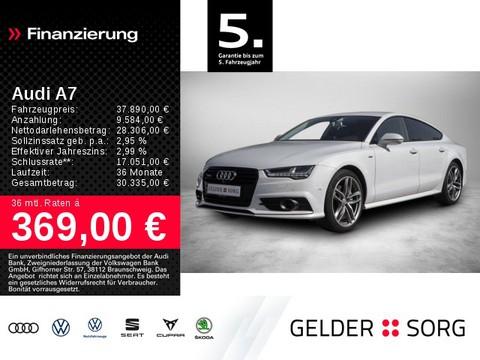 Audi A7 3.0 TDI qu Sportback Stand