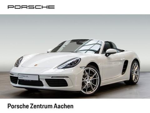 Porsche Boxster belüftung