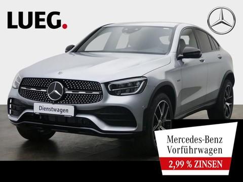 Mercedes-Benz GLC 300 de Coupé AMG NIGHT 20