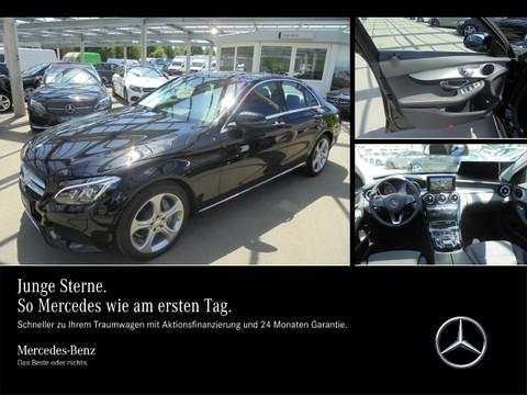 Mercedes C 250 Avantgarde COM Mem eGSD Go