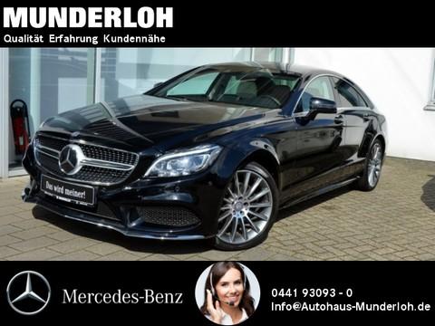 Mercedes-Benz CLS 250 d AMG 19