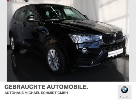BMW X3 xDrive20d Advantage PROF HIFI