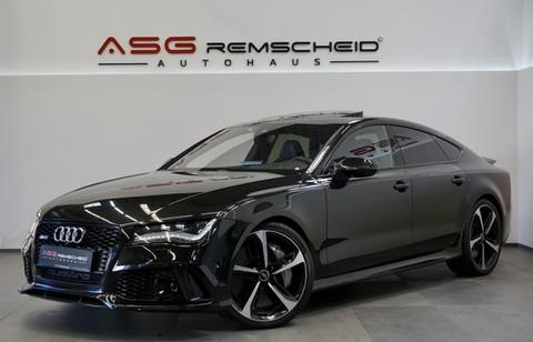 Audi RS7 q Carbon Sport-Abgas