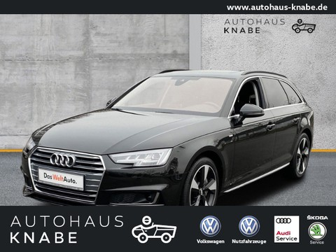 Audi A4 2.0 TDI sport quattro
