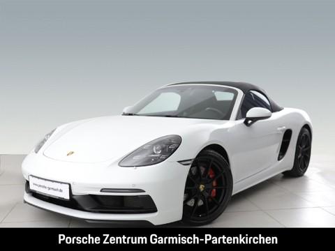 Porsche Boxster 4.0 718 GTS Spurwechselassistent
