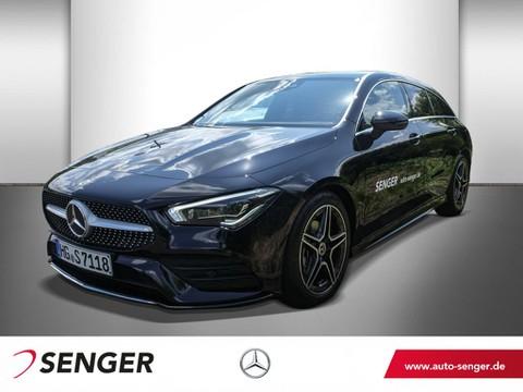Mercedes-Benz CLA 200 Shooting Brake AMG Line MBUX-HighEnd