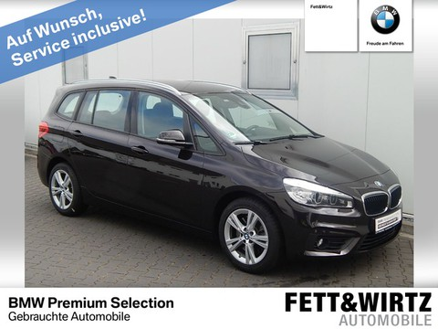 BMW 220 Gran Tourer Advantage 17