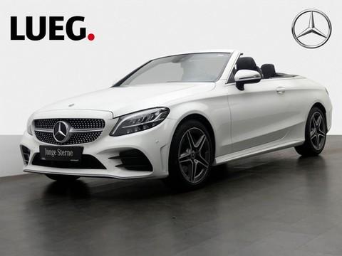 Mercedes-Benz C 180 Cabrio AMG Spur-P