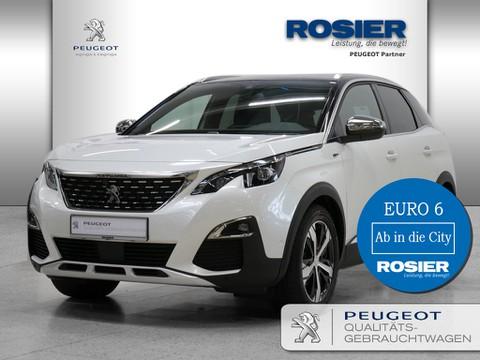 Peugeot 3008 2.0 GT 180 ° 3D